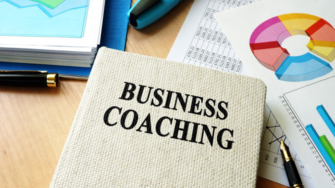 Le business coaching, résolument tourné vers l'action !